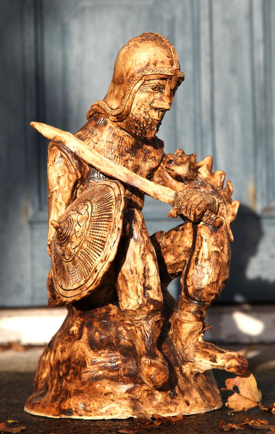 Viking funderar