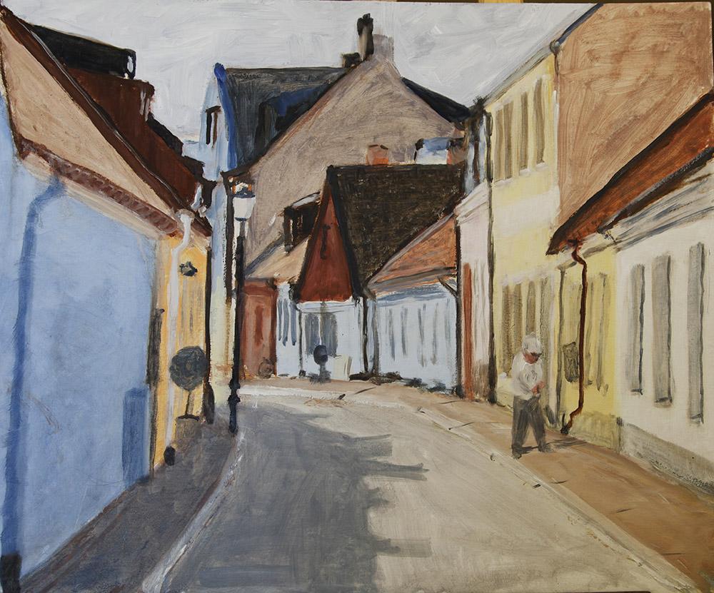 Lund, olja