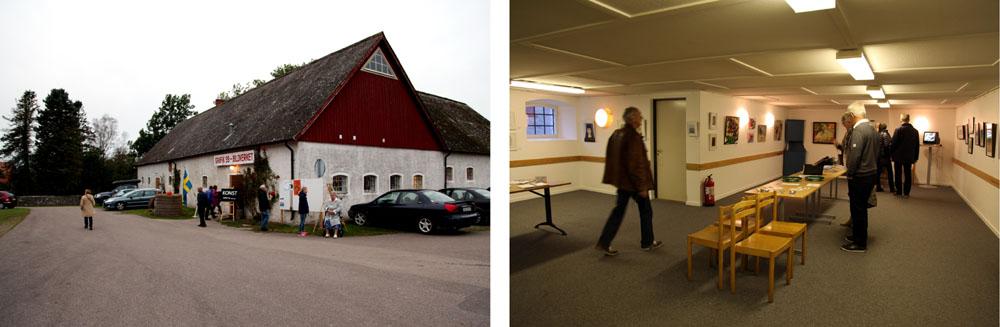 Grafik99 / bildverket på skördefesten, Öland.