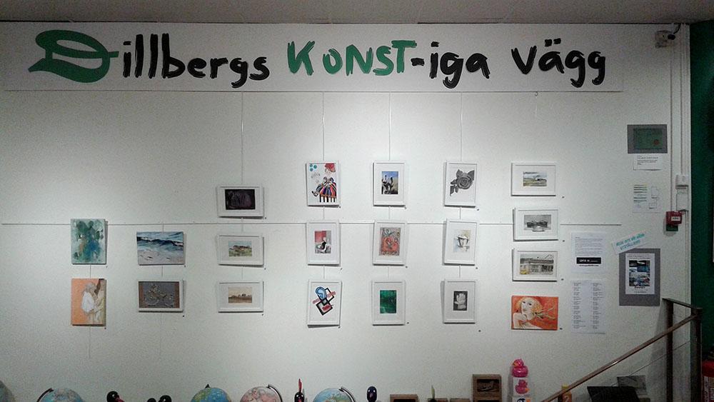 Grafik99 Bildverket på Dillbergska